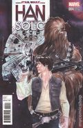 Star Wars Han Solo (2016 Marvel) 4C