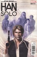 Star Wars Han Solo (2016 Marvel) 4D
