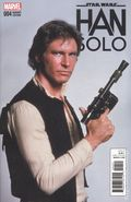 Star Wars Han Solo (2016 Marvel) 4F