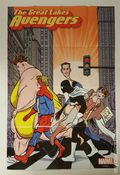 Great Lakes Avengers Poster (2016 Marvel) ITEM#1