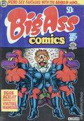 Big Ass Comics (1969-1971) Issue 1, Printing 1