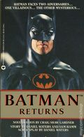 Batman Returns PB (1992 Warner Novel) 1-1ST