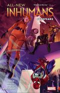 All New Inhumans TPB (2016 Marvel) 2-1ST