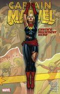 Captain Marvel TPB (2016-2017 Marvel) Earth's Mightiest Hero 2-1ST