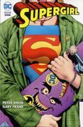 Supergirl TPB (2016 DC) By Peter David 1-1ST