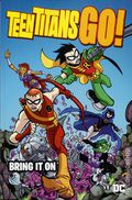 Teen Titans Go Bring it On TPB (2016 DC) 1-1ST
