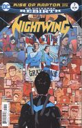 Nightwing (2016) 7A