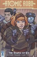 Atomic Robo and The Temple of Od (2016 IDW) 3