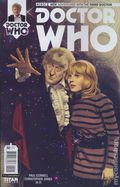 Doctor Who The Third Doctor (2016 Titan) 2A