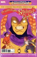 Unbeatable Squirrel Girl (2016 Marvel) 2016 Halloween ComicFest 1