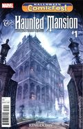 Haunted Mansion (2016 Marvel) 2016 Halloween ComicFest 1