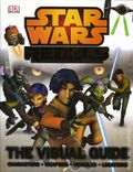 Star Wars Rebels The Visual Guide HC (2014 DK) 1-REP