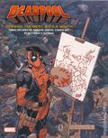 Deadpool Drawing the Merc with a Mouth HC (2016 Insight Editions) 1-1ST