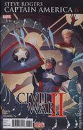 Captain America Steve Rogers (2016) 6A