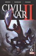 Civil War II (2016 Marvel) 6A
