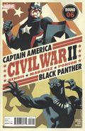 Civil War II (2016 Marvel) 6B