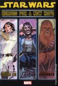 Star Wars Heroes for a New Hope HC (2016 Marvel) Princess Leia/Lando Calrissian/Chewbacca 1-1ST