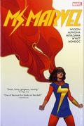Ms. Marvel Omnibus HC (2016 Marvel) 1-1ST
