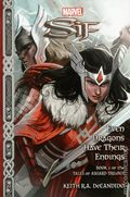 Marvel's Tales of Asgard SC (2016 Joe Books Novel) By Keith R. A. DeCandido 2-1ST