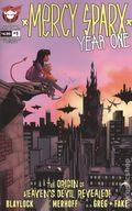 Mercy Sparx Year One (2016 Devil's Due) 1A