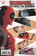 Deadpool and the Mercs for Money (2016 Marvel 2nd Series) 5A