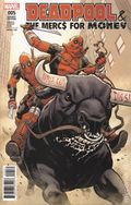 Deadpool and the Mercs for Money (2016 Marvel 2nd Series) 5C