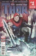 Unworthy Thor (2016 Marvel) 1A