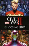 Civil War II Choosing Sides TPB (2016 Marvel) 1-1ST
