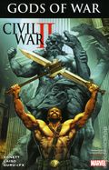 Civil War II Gods of War TPB (2016 Marvel) 1-1ST