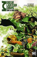 Green Lantern Corps Edge of Oblivion TPB (2016 DC) 1-1ST