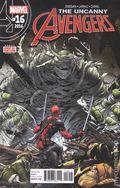 Uncanny Avengers (2015 Marvel 3rd Series) 16
