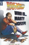 Back to the Future (2015 IDW) 14
