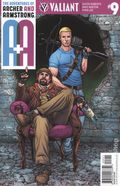 A and A Archer and Armstrong (2016 Valiant) 9D
