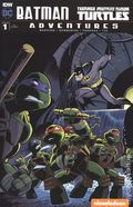 Batman Teenage Mutant Ninja Turtles Adventures (2016 IDW) 1RIA