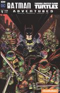 Batman Teenage Mutant Ninja Turtles Adventures (2016 IDW) 1SUBB