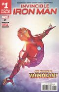 Invincible Iron Man (2016 Marvel) 1A