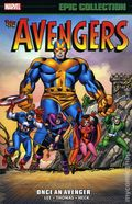 Avengers Once an Avenger TPB (2016 Marvel) Epic Collection 1-1ST