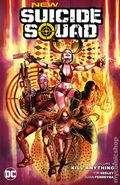 New Suicide Squad TPB (2015 DC) 4-1ST