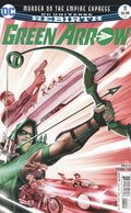 Green Arrow (2016 5th Series) 11A
