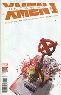 Uncanny X-Men (2016 4th Series) Annual 1A