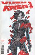 Uncanny X-Men (2016 4th Series) Annual 1B