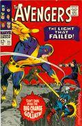Avengers (1963 1st Series) 35