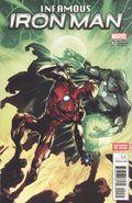 Infamous Iron Man (2016) Now 2C