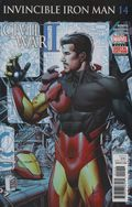 Invincible Iron Man (2015 2nd Series) 14B