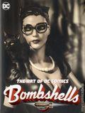 Art of DC Comics Bombshells HC (2016 DC) 1-1ST