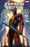 Captain Britain Legacy of Legend TPB (2016 Marvel) 1-1ST
