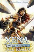 Xena Warrior Princess All Roads TPB (2016 Dynamite) 1-1ST