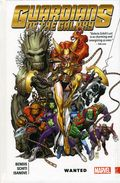 Guardians of the Galaxy HC (2016 Marvel) By Brian Michael Bendis and Valerio Schiti 2-1ST