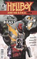 Hellboy and B.P.R.D. 1954 Unreasoning Beast (2016 Dark Horse) 1