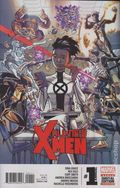 All New X-Men (2015 2nd Series) Annual 1A